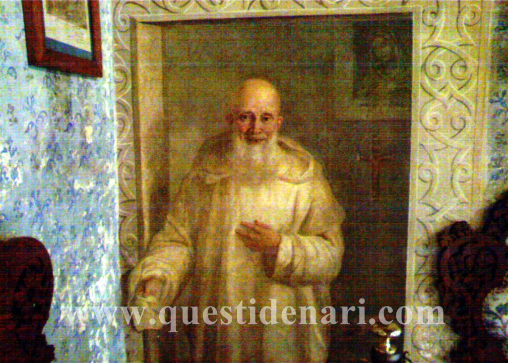 Fra Ricciardi, di Filippo Balbi - Certosa di Trisulti (Fr)